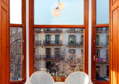 Mobiliario Hotel Regente Barcelona