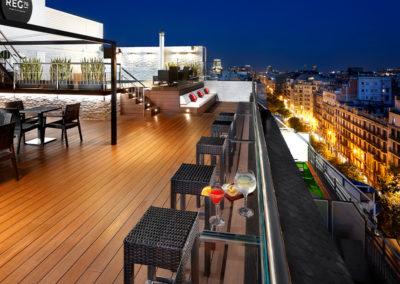 Terraza Hotel Regente