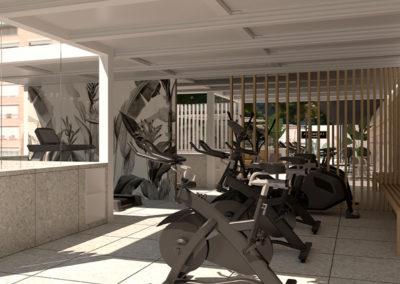 Gimnasio Hotel St. Moritz Barcelona